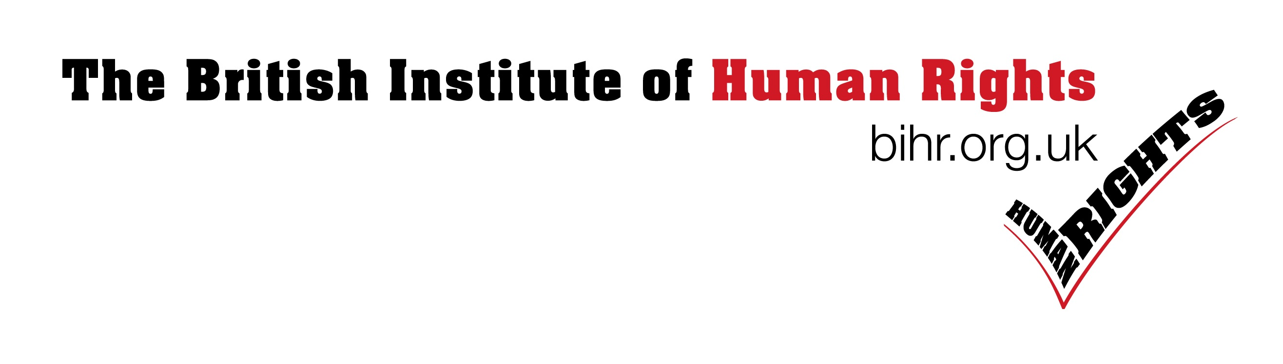 Friend of British Institute of Human Rights