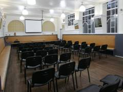 Gimson Room - lecture seating