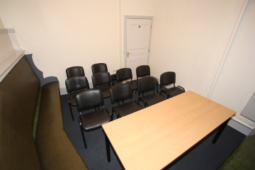 Harriet Law Meeting Room