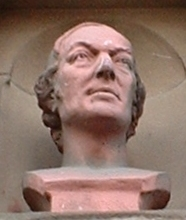 bust of Robert Owen